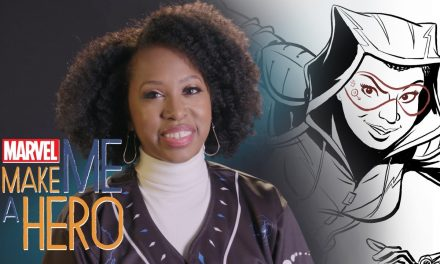 Wakanda Warrior | Marvel Make Me a Hero
