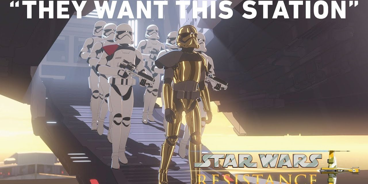"""They Want This Station – """"The New Trooper"""" Preview 