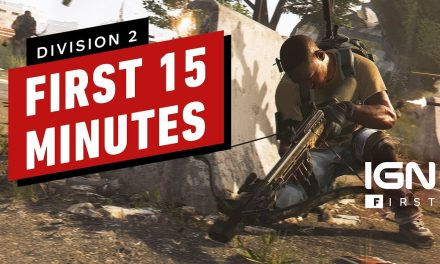 The First 15 Minutes of The Division 2 – IGN First (4K)