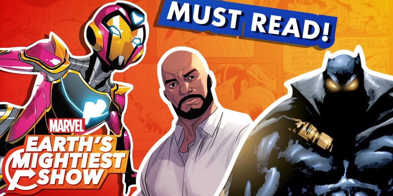 5 Essential Comics for Celebrating Black History Month | Earth's Mightiest Show Bonus