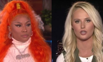Tomi Lahren, Nicki Minaj feud about 21 Savage on Twitter