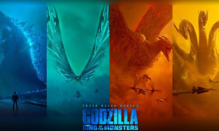 Gorgeous GODZILLA: KING OF THE MONSTERS Posters Celebrate Chinese New Year