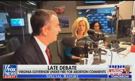 FNC Highlights Media Double Standard in Ignoring Northam on Abortion