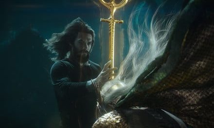 VFX gurus explain how they weaponized wine and overcame challenges in 'Aquaman'