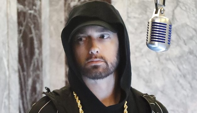 Eminem Actually Loves Chris D'Elia's Impression Of Him And Thinks It's 'Incredible'