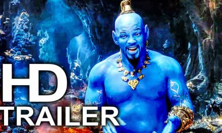 ALADDIN Trailer #2 NEW (2019) Will Smith Disney Live Action Movie HD