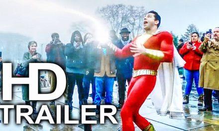 SHAZAM Trailer NEW International (2019) Superhero Movie HD