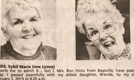 Woman finally gets 'the smoking hot body' she's always wanted, in her obituary