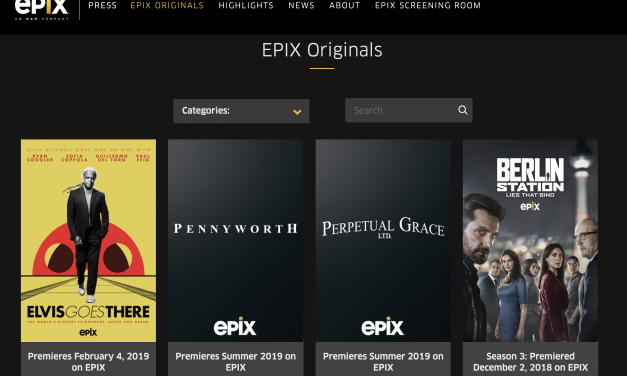 Epix launches a $6 per month streaming service offering 4K video and offline access