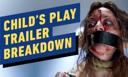 Child's Play Trailer Breakdown – Chucky, Aubrey Plaza
