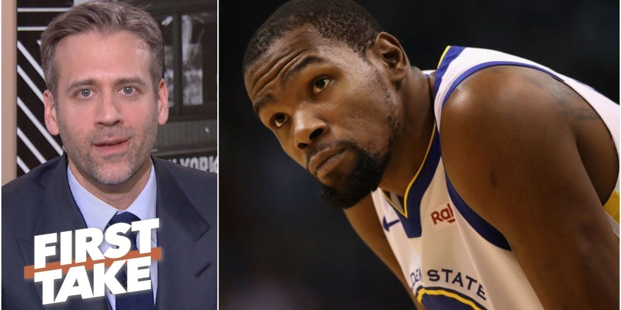If the Knicks don't sign Kevin Durant, it would be a complete failure – Max Kellerman | First Take
