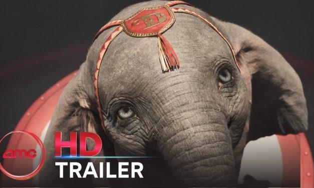 DUMBO – Sneak Peak Trailer (Eva Green, Colin Farrell, Michael Keaton) | AMC Theatres (2019)