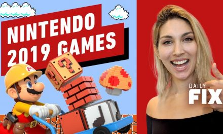 Nintendo Confirms Games Coming in 2019 – IGN Daily Fix