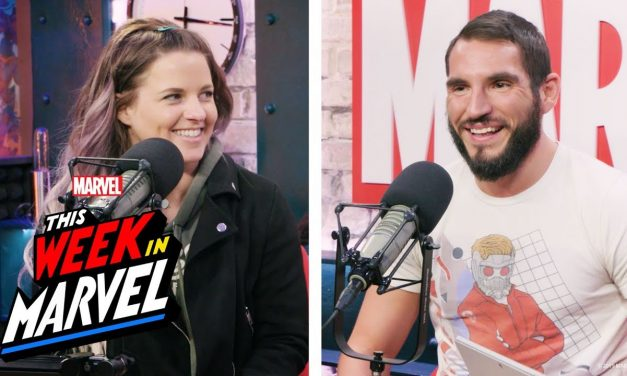 Johnny Gargano & Candice LeRae Create Marvel Survivor Series Teams! | This Week in Marvel