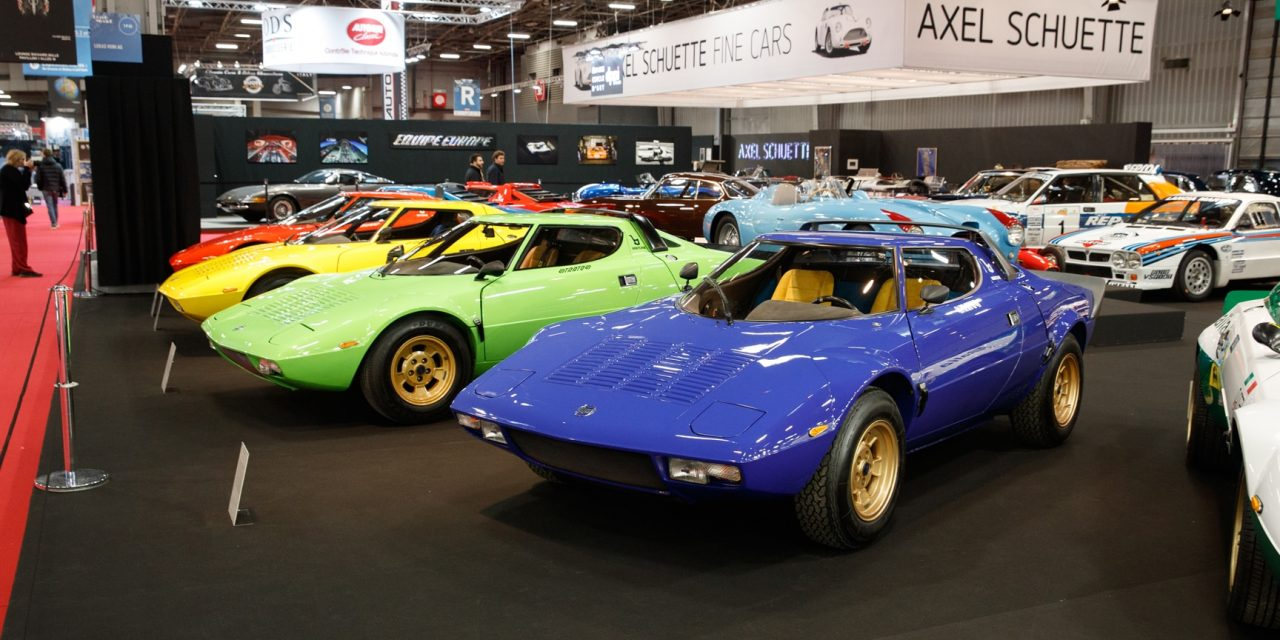 10 Incredible Things We Saw at the 2019 Retromobile Show