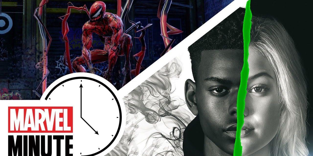 Agents of S.H.I.E.L.D. and Cloak & Dagger return! | Marvel Minute
