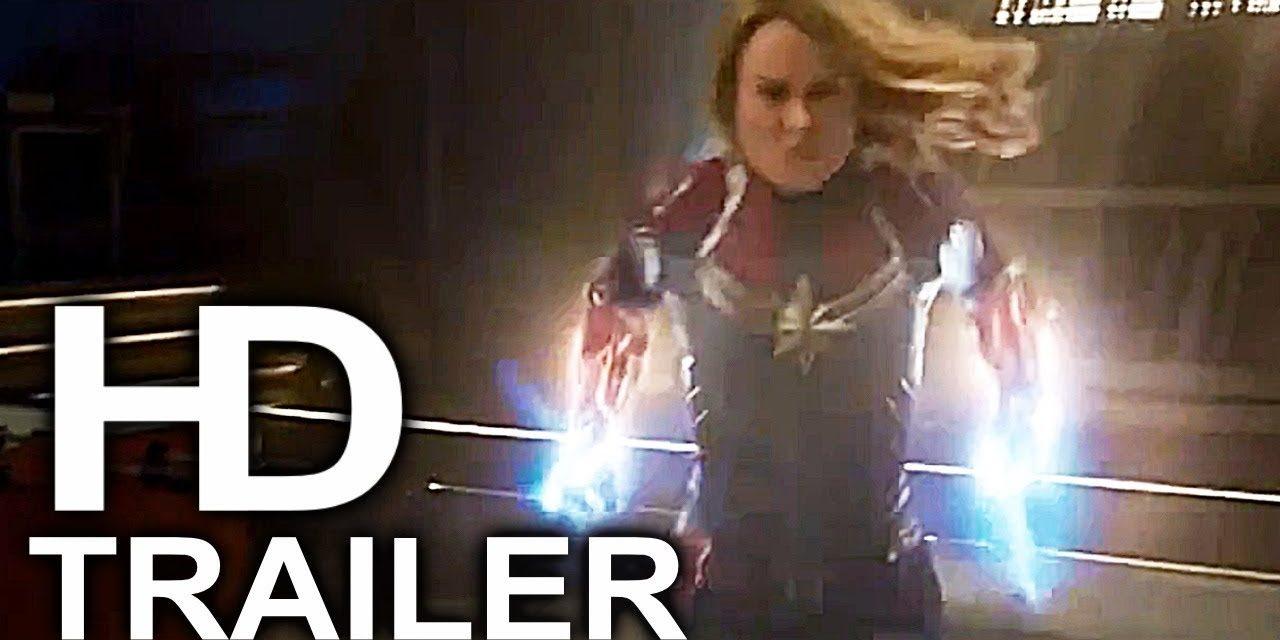 CAPTAIN MARVEL Don't Anger Her Trailer NEW (2019) Superhero Movie HD