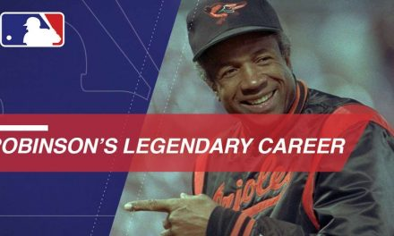 Remembering Frank Robinson's legendary career