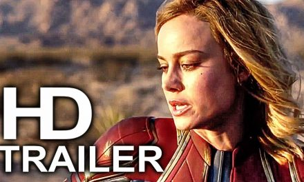 CAPTAIN MARVEL Is Strongest Avenger Trailer NEW (2019) Superhero Movie HD
