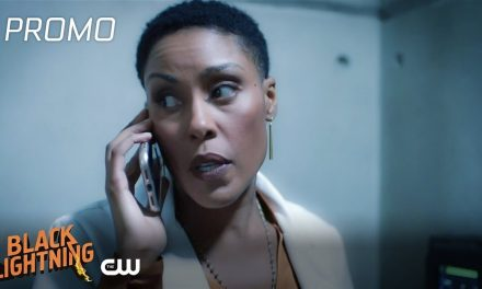 Black Lightning | The Book of Secrets: Chapter Four: Original Sin Promo | The CW