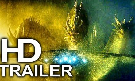 GODZILLA 2 King Ghidorah Rises Trailer NEW (2019) King Of The Monsters Action Movie HD