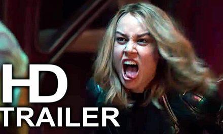 CAPTAIN MARVEL Shapeshifters Fight Scene Trailer NEW (2019) Superhero Movie HD