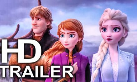FROZEN 2 Trailer #1 NEW (2019) Disney Animated Movie HD