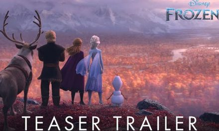 The 'Frozen 2' trailer is here so get ready to let it gooooo