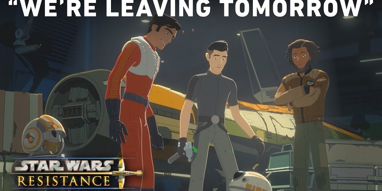 "We're Leaving Tomorrow – ""The Core Problem"" Preview 