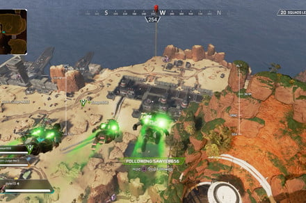 Hey Jumpmaster! Here's how you can find the best loot in 'Apex Legends'