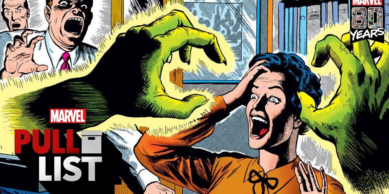 Hardcore Horror and STRANGE TALES! | Marvel's Pull List