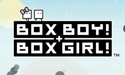 BoyBoy! + BoxGirl! Is Coming To Switch On 26th April