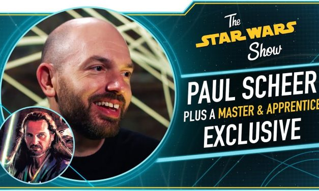 Paul Scheer on Star Wars: Galaxy's Edge and a Master & Apprentice Excerpt