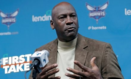 Michael Jordan 'is a defectively competitive human being' – Max Kellerman | First Take