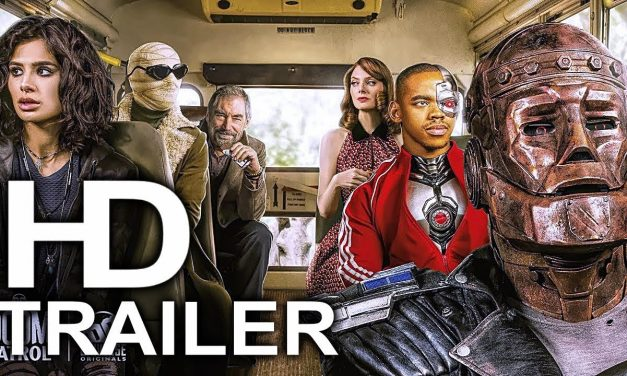 DOOM PATROL Trailer #3 NEW (2019) DC Superhero Series HD