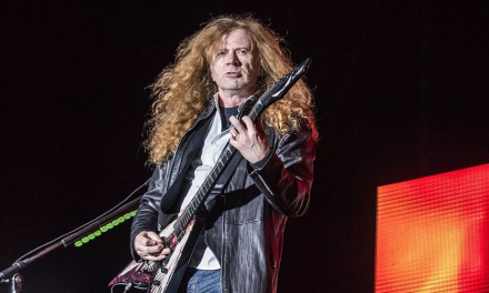 Megadeth's Dave Mustaine Reflects on The World Needs a Hero and The System Has Failed