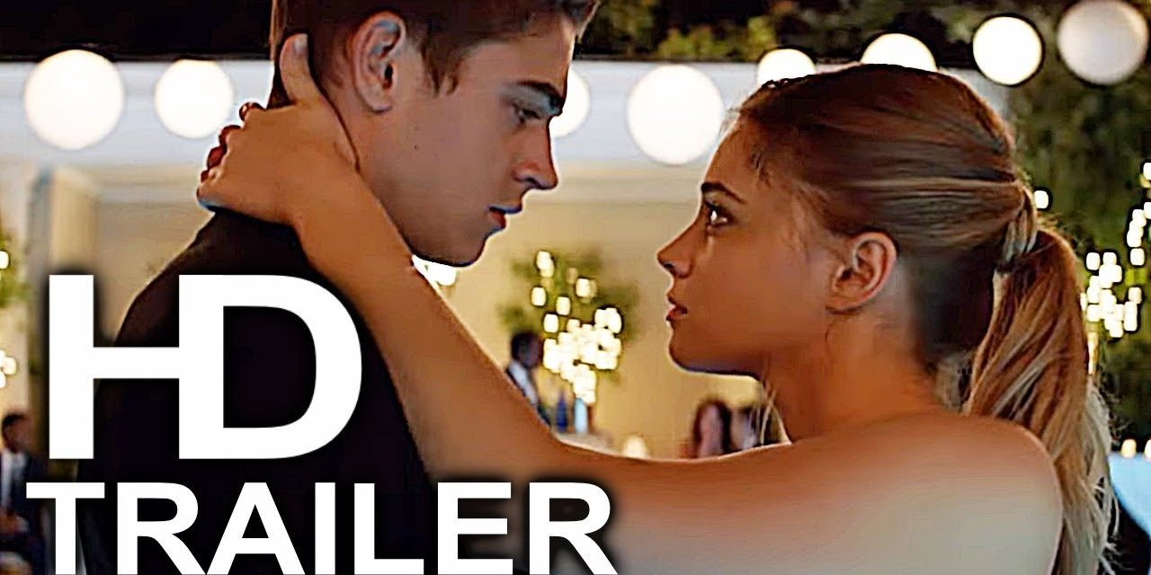 AFTER Trailer #2 NEW (2019) Josephine Langford, Hero Fiennes Tiffin Movie HD