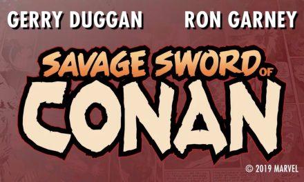 SAVAGE SWORD OF CONAN Launch Trailer | Marvel Comics