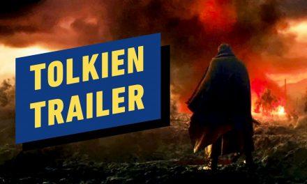 Tolkien Trailer #1 – (2019) J.R.R. Tolkien Biopic