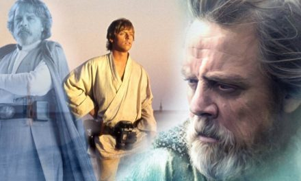 Did the Star Wars 9 Trailer Just Arrive at Theaters?