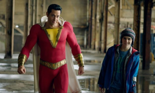 Meet SHAZAM! – In Theaters April 5