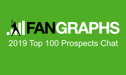 2019 Top 100 Prospects Chat