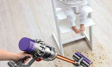 Amazon slashes prices on Dyson and Hoover vacuums by up to $160