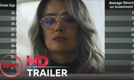 THE HUMMINGBIRD PROJECT – Official Trailer #1 (Jesse Eisenberg, Salma Hayek) | AMC Theatres (2019)