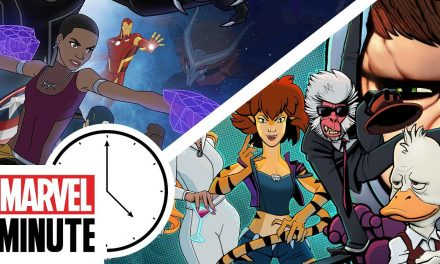 4 new Marvel TV shows on Hulu, more Black Panther's Quest, and more!   Marvel Minute