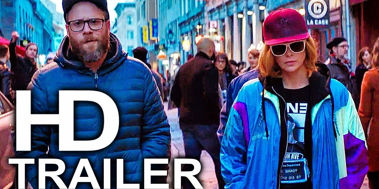 LONG SHOT Trailer #1 NEW (2019) Seth Rogen, Charlize Theron Comedy Movie HD