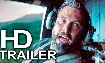 TRIPLE FRONTIER Trailer #2 NEW (2019) Ben Affleck, Pedro Pascal Netflix Action Movie HD.