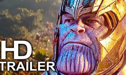AVENGERS 4 ENDGAME Thanos Won Trailer NEW (2019) Marvel Superhero Movie HD (Fanmade)