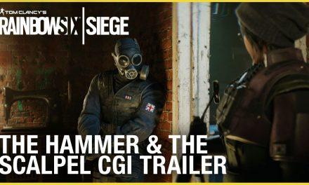 Rainbow Six Siege: The Hammer and the Scalpel | CGI Trailer | Ubisoft [NA]