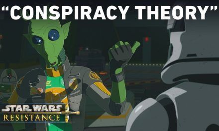 """Conspiracy Theory – """"The Disappeared"""" Preview 